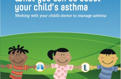 The Most Powerful Weapon against Asthma Is Education