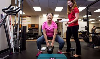 SC CTSI-Supported Study Helps Overweight Women Get in Shape After Chemotherapy